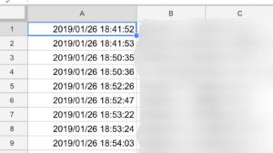 Google Apps Scriptでログをスプレッドシートに書き出す方法